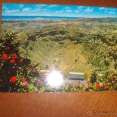 Postales: GRAN CANARIA. TARIFA ALTA. CALDERA DE BANDAMA. . Lote 41556672