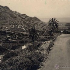 Postales: AGAETE (GRAN CANARIA).- VALLE. Lote 41702683