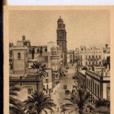 Postales: LAS PALMAS (GRAN CANARIA).- PLAZA CAIRASCO. Lote 41702721