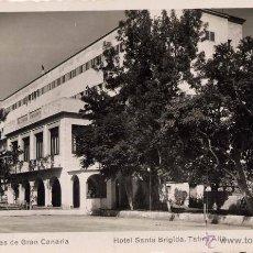 Postcards - LAS PALMAS (GRAN CANARIA).- HOTEL SANTA BRIGIDA.-TAFIRA ALTA - 41702794