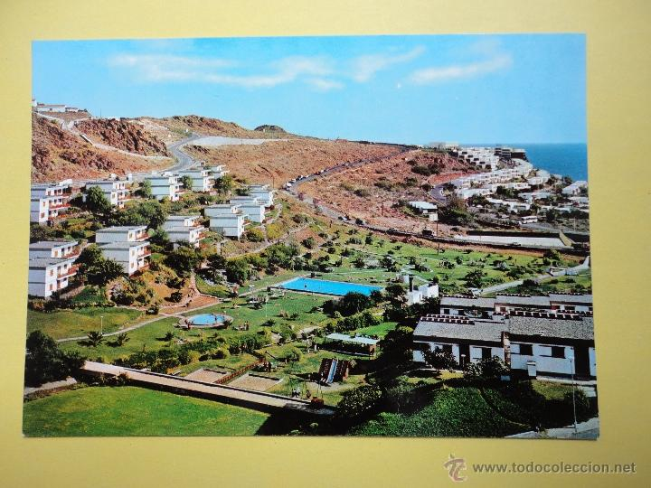 VISTA DE SAN AGUSTÍN. GRAN CANARIA. ED. GLOBAL TRADERS (Postales - España - Canarias Moderna (desde 1940))