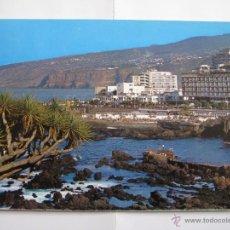Postales: POSTAL TENERIFE - PUERTO DE LA CRUZ - GLOBAL TRADERS, REF. TF-1, CIRCULADA. Lote 41945317