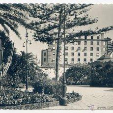Postales: LAS PALMAS DE GRAN CANARIA. 56. PARQUE SAN TELMO. EDICIONES LUJO. Lote 41990734