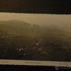 Postales: TENERIFE. VALLE DE LA OROTAVA. NO CIRCULADA. ARRIBAS. Lote 42070408