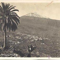 Postales: PS4057 TENERIFE 'VALLE DE LA OROTAVA'. FOTOGRÁFICA. ESCRITA AL DORSO EN 1950. Lote 42385021