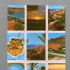 Postales: VISTAS VARIAS DE GRAN CANARIA - EDICIÓN BRITO - POSTAL. Lote 42652161