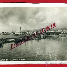 Cartoline: POSTAL SANTA CRUZ DE TENERIFE, VISTA DE LA BAHIA, P93278. Lote 42848192