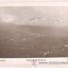 Postales: ANTIGUA POSTAL 122 TENERIFE VALLE DE LA OROTAVA ED ARRIBAS. Lote 43084586