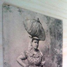 Postales - Postal antigua Tenerife. Lavandera. - 43120090