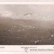 Postales: ANTIGUA POSTAL 122 TENERIFE VALLE DE LA OROTAVA ED ARRIBAS. Lote 43168949