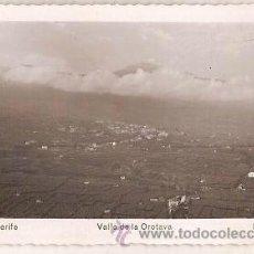 Postales: ANTIGUA POSTAL 122 TENERIFE VALLE DE LA OROTAVA ED ARRIBAS . Lote 43168961