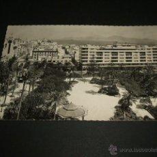 Postales: LAS PALMAS DE GRAN CANARIA PARQUE DE SAN TELMO. Lote 43200315