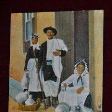 Postales: ANTIGUA POSTAL DE TENERIFE. CAMPESINOS. SIN CIRCULAR. Lote 43246908