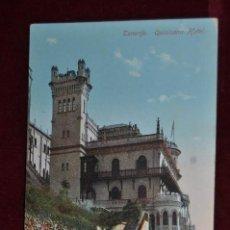 Postales: ANTIGUA POSTAL DE TENERIFE. QUISISANA HOTEL. SIN CIRCULAR. Lote 43246971