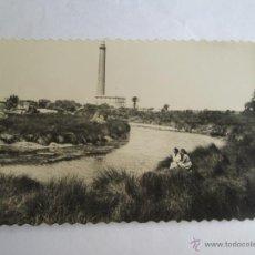 Postales: LAS PALMAS DE GRAN CANARIA FARO DE MASPALOMAS 178. Lote 43300721