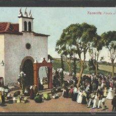 Postais: TENERIFE - FIESTA AL VALLE GUERRA- (22271). Lote 43317906