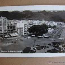 Postales: POSTAL ANTIGUA. SANTA CRUZ DE TENERIFE. 1955. Lote 43491621
