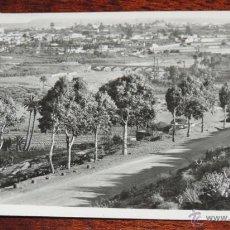 Postales: FOTO POSTAL DE GRAN CANARIA, TELDE, ED. BAENA, CIRCULADA EN 1957.. Lote 43525037