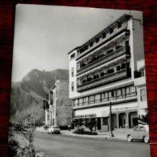 Postales: FOTO POSTAL DE SANTA CRUZ DE LA PALMA (ISLA DE LA PALMA) - N. 1006 - PARADOR NACIONAL - EDICIONES AR. Lote 43525169