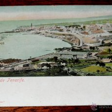 Postales: TARJETA POSTAL DE SANTA CRUZ DE TENERIFE. ED. NOBREGA`S ENGLISH BAZAR. CIRCULADA.. Lote 43560501