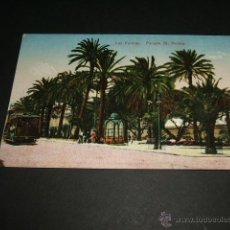 Postales: LAS PALMAS PARQUE SAN TELMO. Lote 43614046