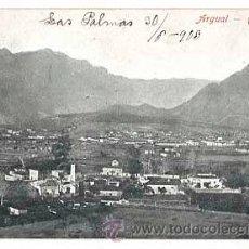Cartes Postales: LA PALMA ARGUAL. REVERSO SIN DIVIDIR. CIRCULADA. Lote 43648848