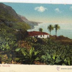 Postales: POSTAL ANTIGUA -TENERIFE-RAMBLA TENERIFE. Lote 43775397