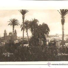 Postales: POSTAL LAS PALMAS – FOTO BAENA. Lote 43815230