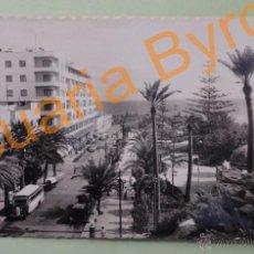 Cartes Postales: PARQUE SAN TELMO Y HOTEL PARQUE. LAS PALMAS DE GRAN CANARIA. Lote 43866561