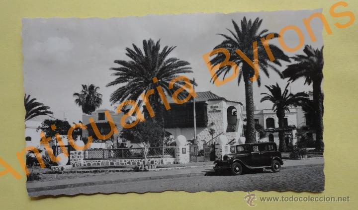CASA DE TURISMO. STA. CATALINA. LAS PALMAS DE GRAN CANARIA (Postales - España - Canarias Moderna (desde 1940))