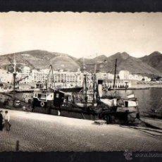 Postales: SANTA CRUZ DE TENERIFE. MUELLE. NO CIRCULADA.. Lote 43871166