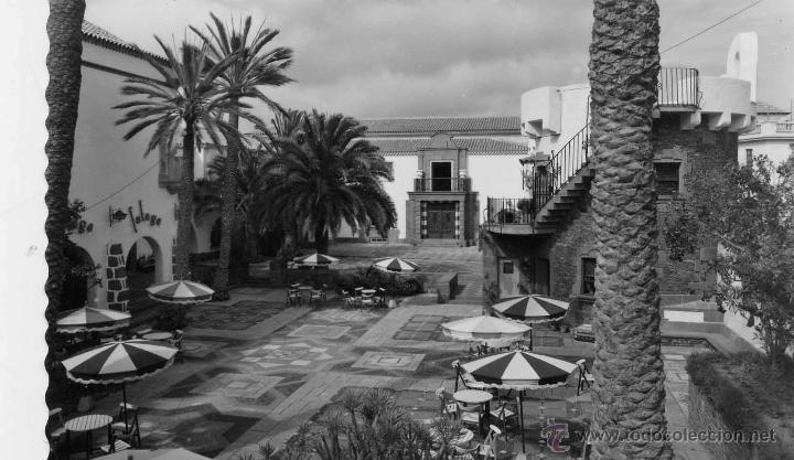 LAS PALMAS (GRAN CANARIA).- PUEBLO CANARIO Y MUSEO DE NESTOR (Postales - España - Canarias Moderna (desde 1940))