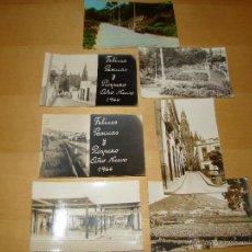 Postales: LOTE DE POSTALES FOTOGRAFÍAS DE ARUCAS. Lote 43915336