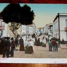 Postales: POSTAL DE TEROR (GRAN CANARIA), J. PERESTRELLO PHOTO, ESCRITA EN 1911. Lote 44009196