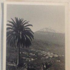 Postales: POSTAL TENERIFE. VALLE DE LA OROTAVA. EDIT. E. BAENA.. Lote 44233799