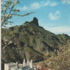 Postales: POSTAL-TEJEDA (GRAN CANARIA). Lote 44237460