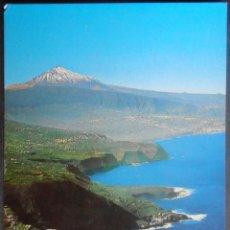 Postales: (18324)POSTAL SIN CIRCULAR,EL TEIDE (TENERIFE),TENERIFE,CANARIAS,CANARIAS,CONSERVACION:. Lote 44250822