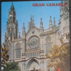 Postales: (18516)POSTAL SIN CIRCULAR,LA CATEDRAL,ARUCAS,LAS PALMAS,CANARIAS,CONSERVACION:. Lote 44253985