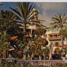 Postales: LAS PALMAS (GRAN CANARIA).- HOTEL SANTA CATALINA. Lote 44795379