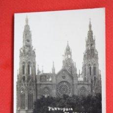 Postales: ANTIGUA FOTO POSTAL DE LAS PALMAS. GRAN CANARIA. PARROQUIA DE ARUCAS. CIRCULADA. Lote 45144911