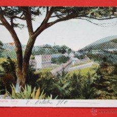 Postales: ANTIGUA POSTAL DE TAFIRA. GRAN CANARIA. VISTA PARCIAL. CIRCULADA. Lote 45145162