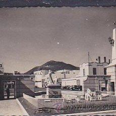 Postales: POSTAL LAS PALMAS DE GRAN CANARIA ENTRADA A LOS MUELLES. Lote 45516974