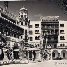 Postales: LAS PALMAS (GRAN CANARIA).- HOTEL SANTA CATALINA. Lote 45606683