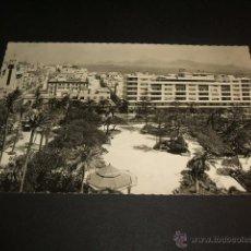 Postales: LAS PALMAS DE GRAN CANARIA PARQUE DE SAN TELMO. Lote 45684678