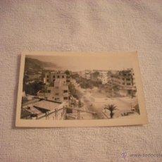 Postales: SANTA CRUZ DE TENERIFE 42. RAMBLA DEL GENERAL FRANCO . Lote 45706439