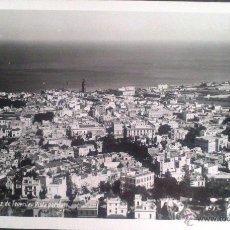 Postales: SANTA CRUZ DE TENERIFE, VISTA PARCIAL, FOTOGRAFICA, REVERSO CARTE POSTALE. Lote 45707277