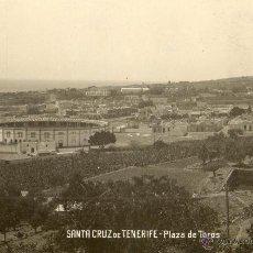 Postales: POSTAL ANTIGUA - SANTA CRUZ DE TENERIFE -PLAZA DE TOROS-Nº 54. Lote 45762226