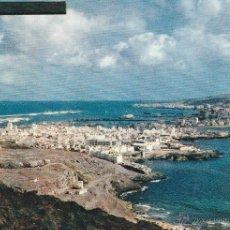 Postales: Nº 14550 POSTAL LAS PALMAS DE GRAN CANARIA DESDE LA CUEVA DE LOS CANARIOS. Lote 45899393
