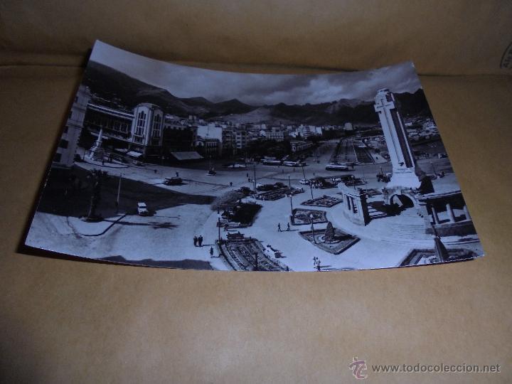 TENERIFE - (CANARIAS) SANTA CRUZ DE TENERIFE , PASEO SAN MIGUEL SERIE I Nº 7307 FOTGR. A. CAMPAÑA (Postales - España - Canarias Moderna (desde 1940))