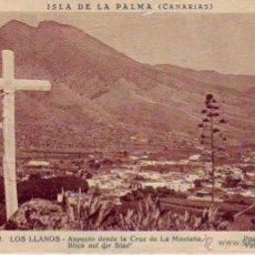 Cartes Postales: LOS LLANOS LA PALMA. Lote 46007256